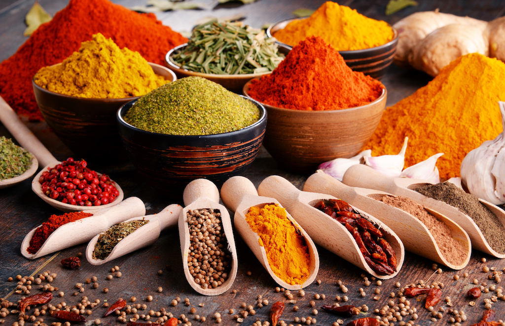 Variety of Spices products you should always buy generic