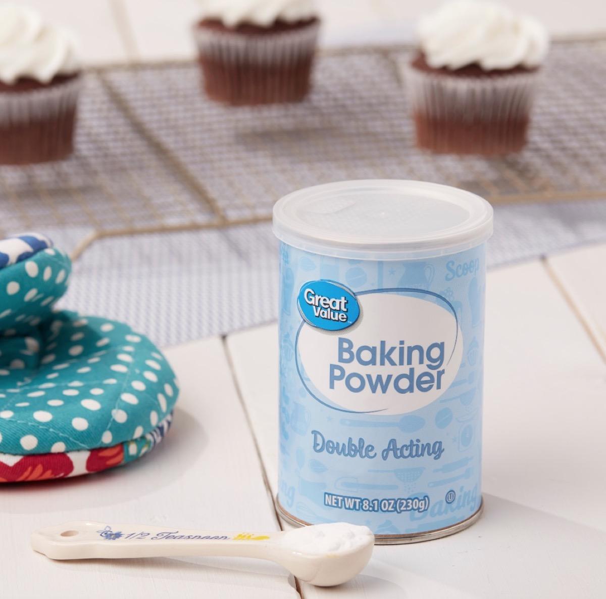 Walmart Great Value Baking Powder