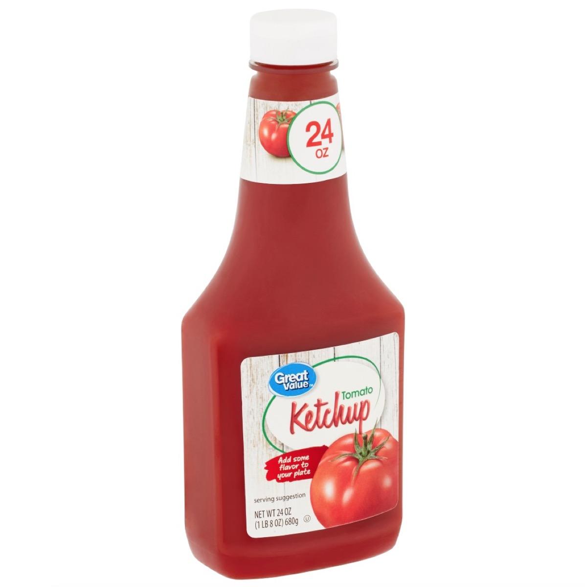 Walmart Ketchup