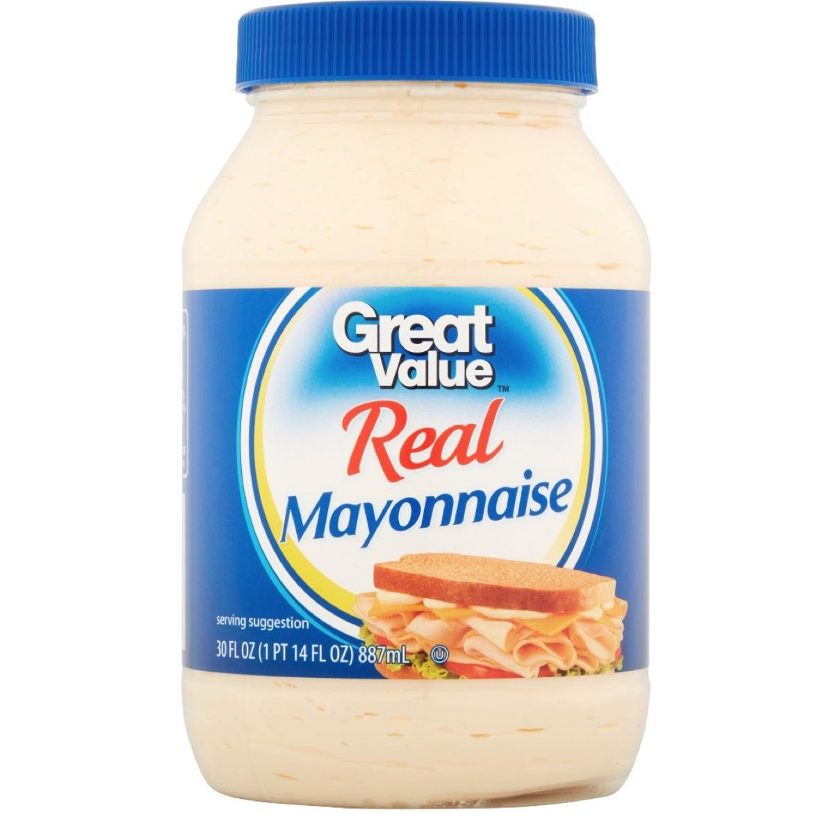 Walmart Great Value Mayonnaise