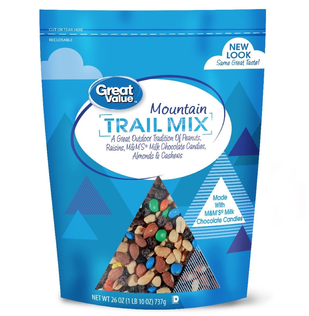 Walmart Trail Mix