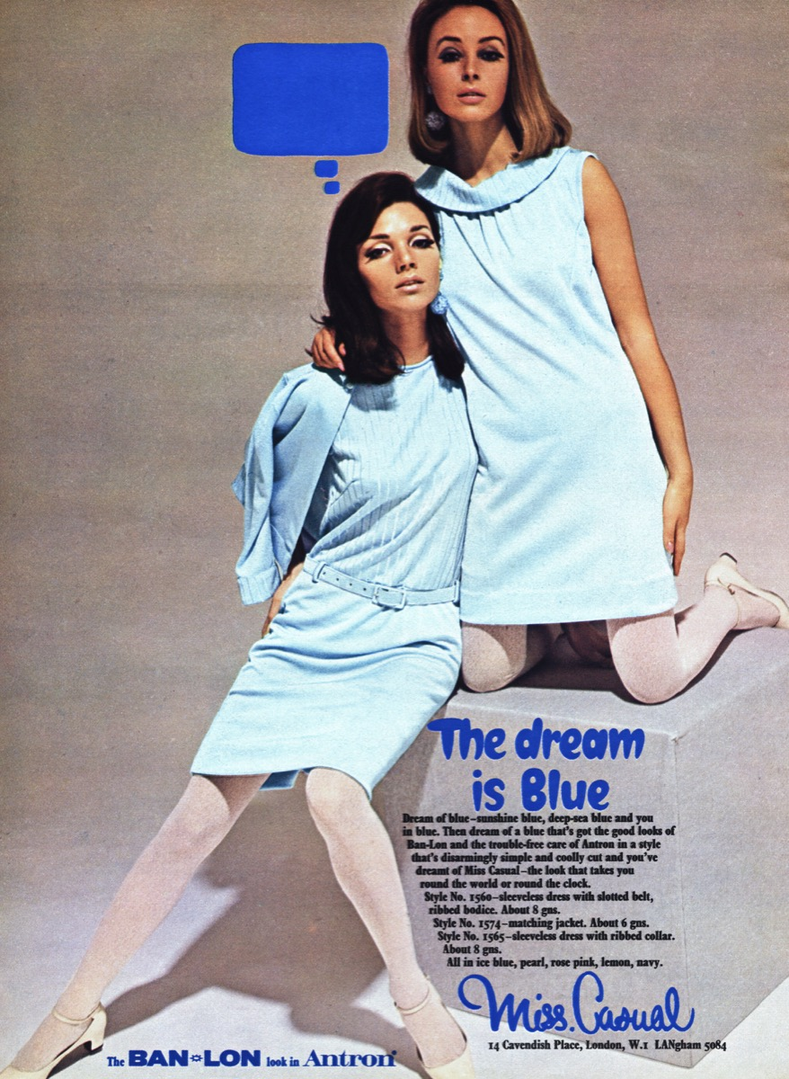Pastels 1960s {Style Through the Years}