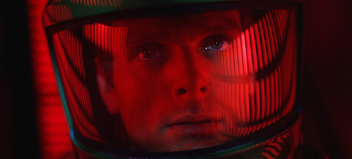 Keir Dullea in 2001: A Space Odyssey (1968)