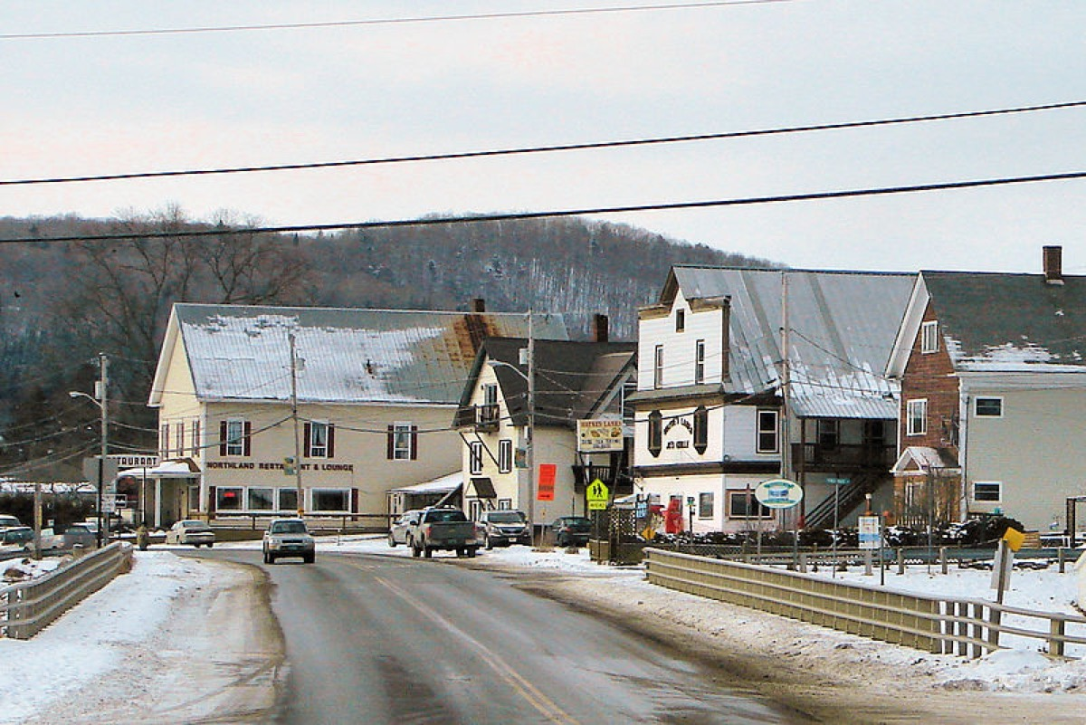 Description Canaan, Vermont, United States