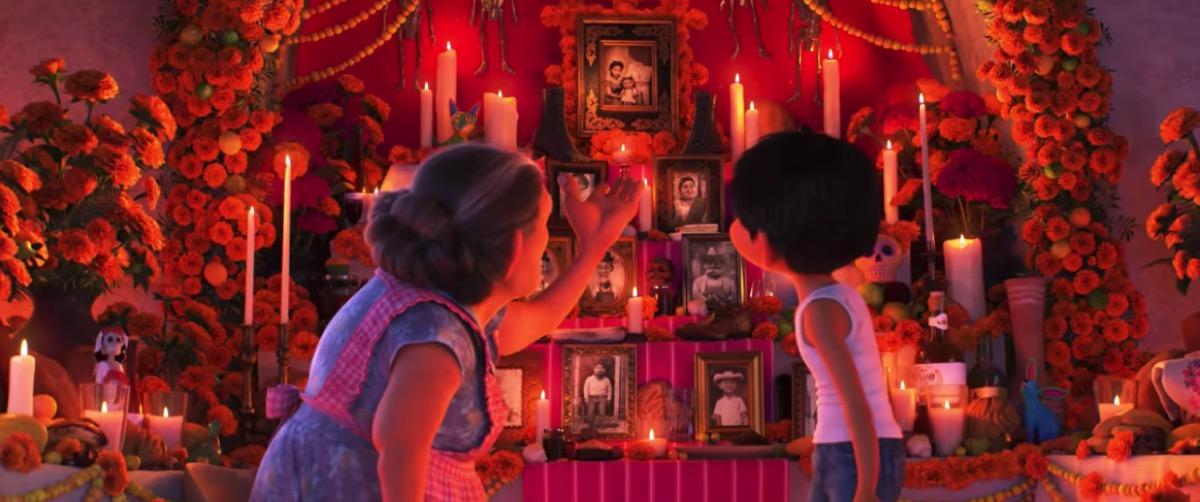 Coco trailer - best sad movies on Netflix