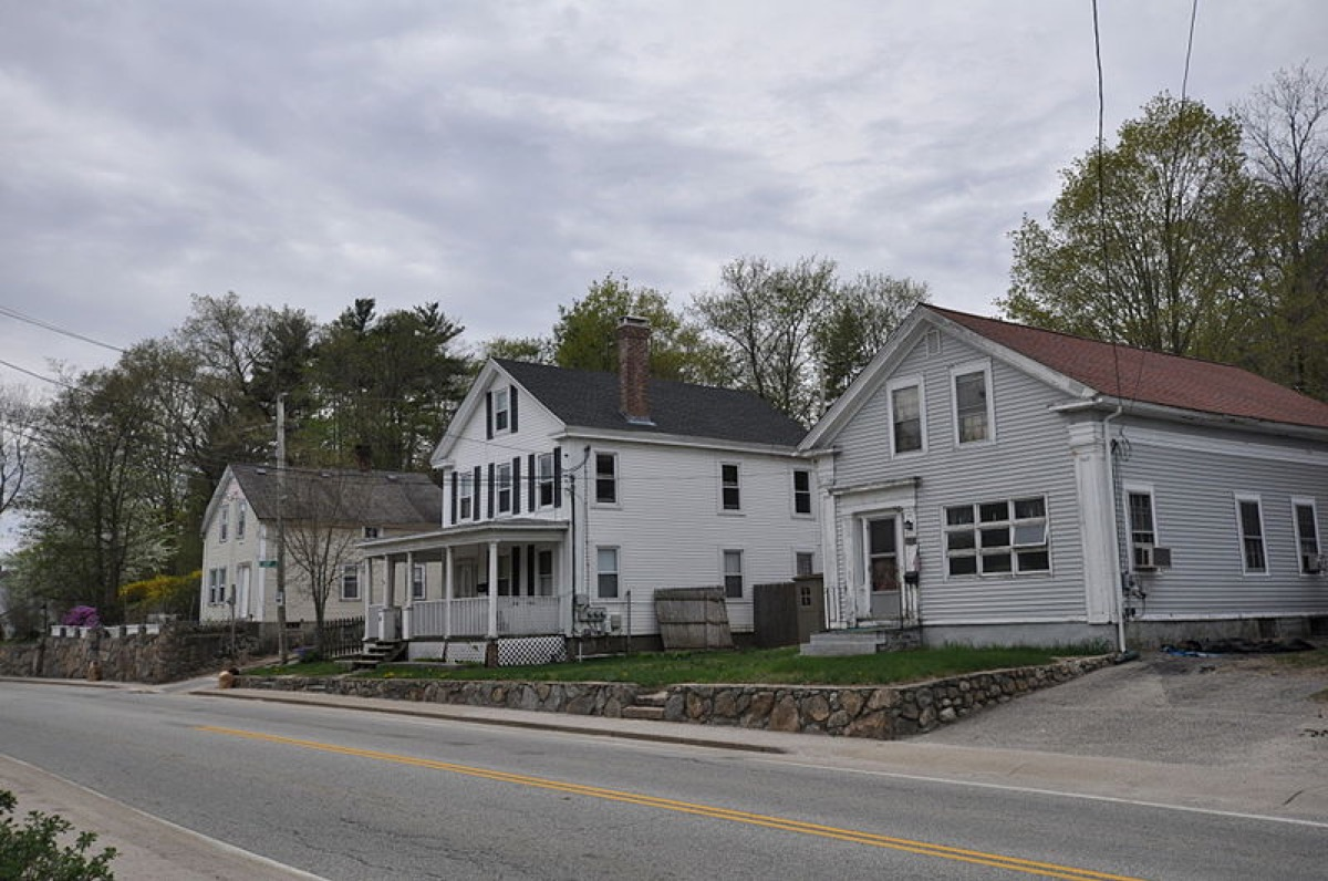 South Main Street Historic District, Coventry, Rhode Island.