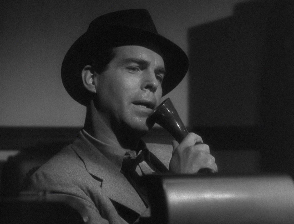 Fred MacMurray in Double Indemnity (1944)