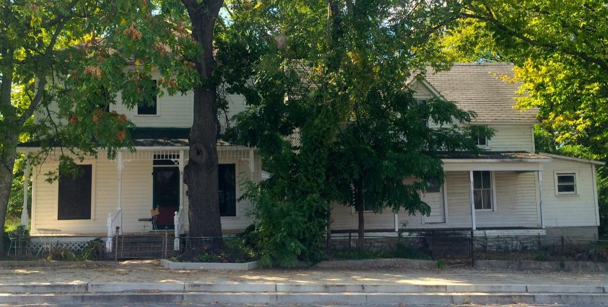Corey House/Hotel, N. Main at 2nd St. Grove