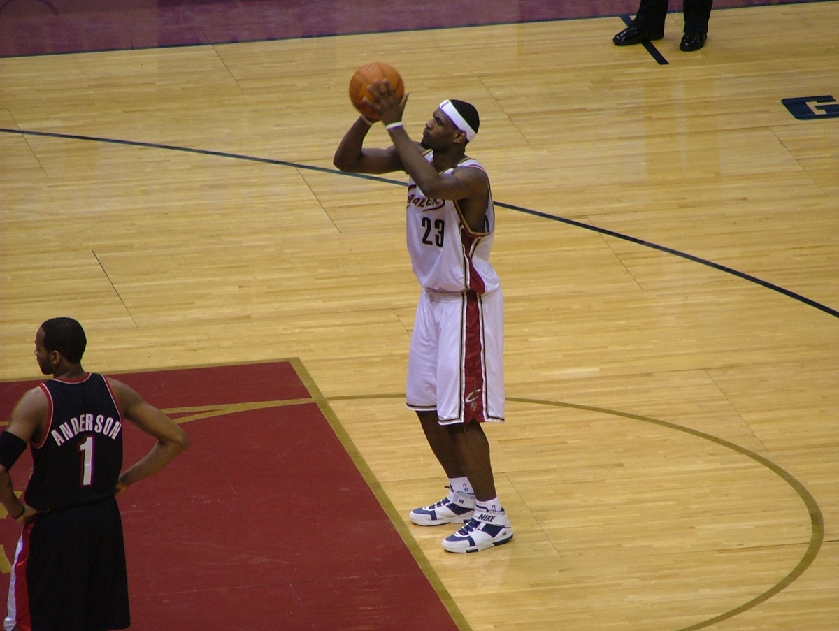 Basketball in Cleveland - Image