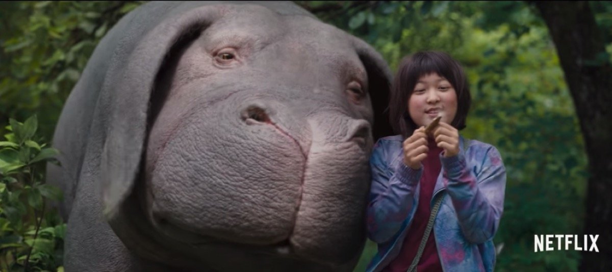 Okja trailer - best sad movies on Netflix