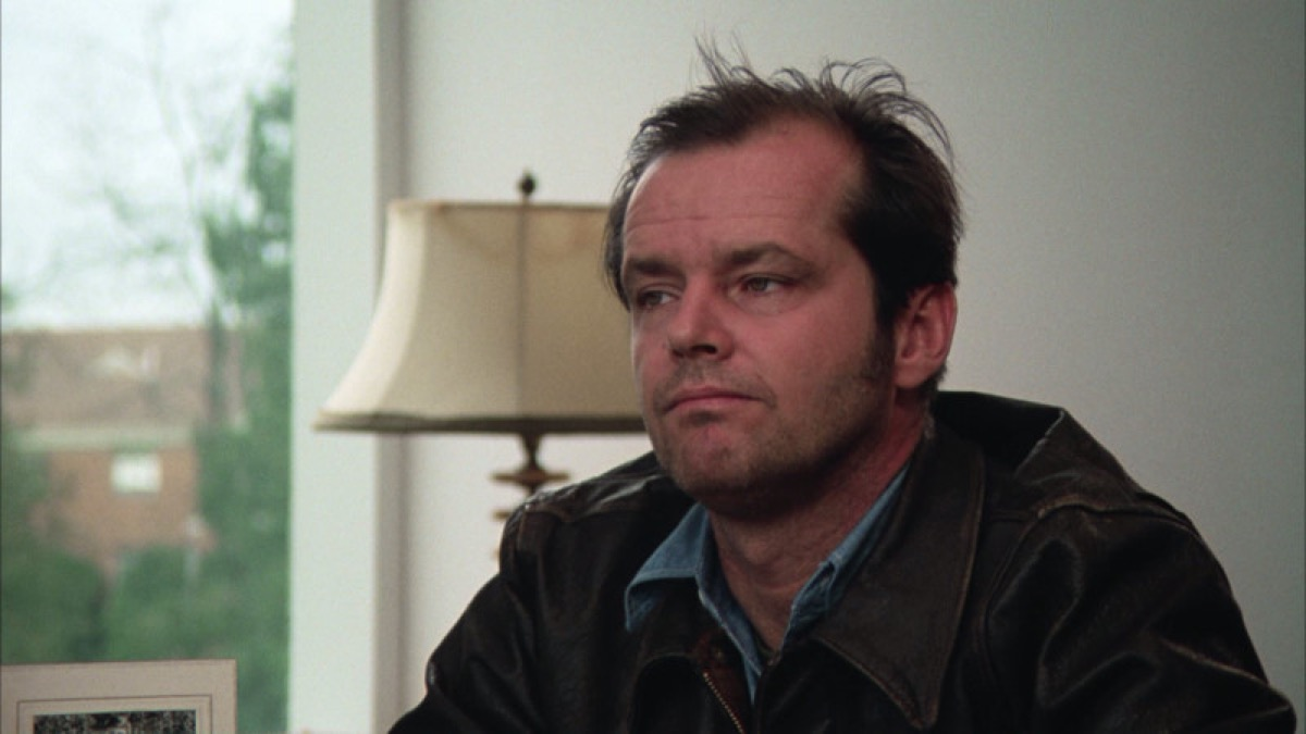 Jack Nicholson in One Flew Over the Cuckoo's Nest (1975)