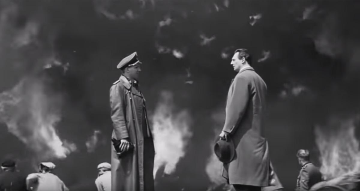 Schindler's List trailer - best sad movies on Netflix