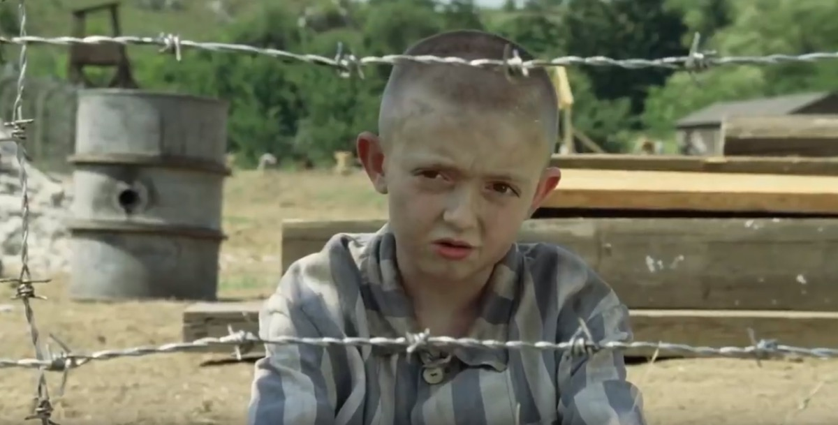 The Boy in the Striped Pajamas trailer - best sad movies on Netflix