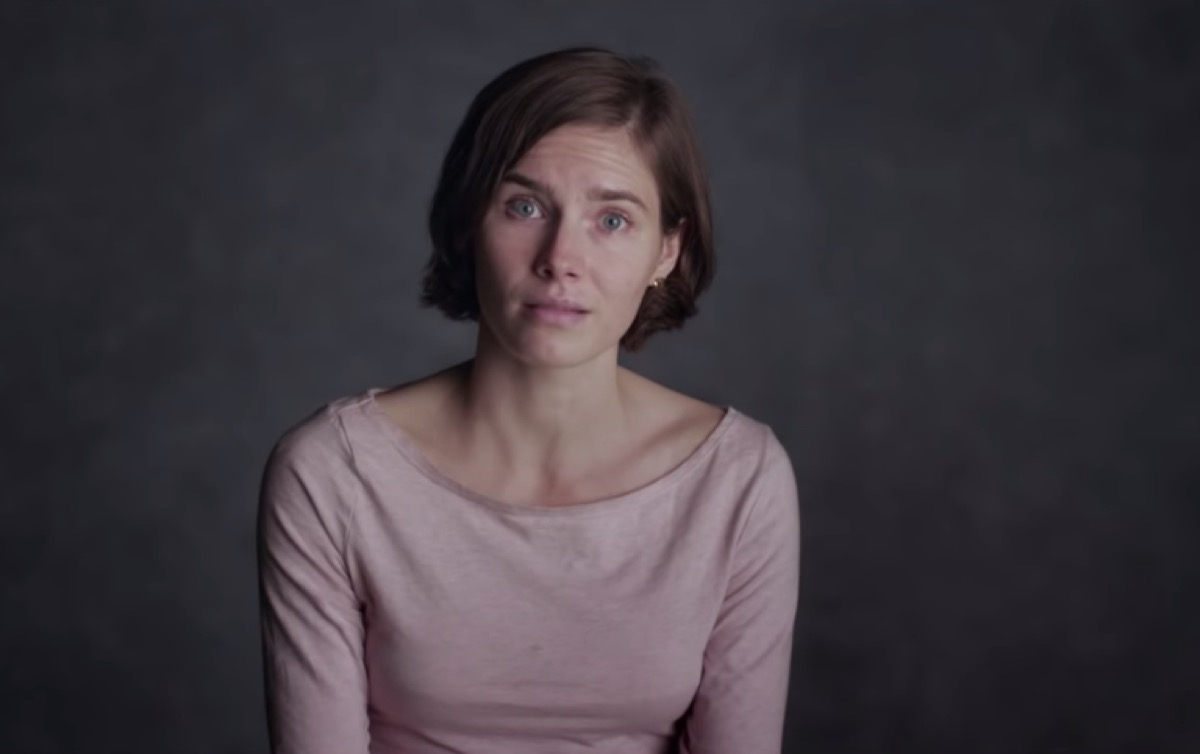 Amanda Knox. The boyfriend. The reporter. The prosecutor. It's all a matter of perspective. Now Streaming on Netflix.