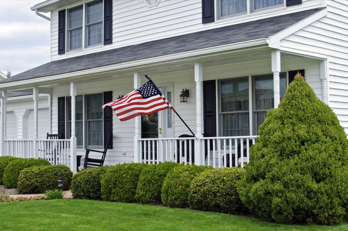 weird american home