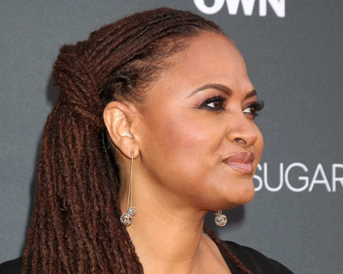"""vegan celebrities - LOS ANGELES - AUG 29: Ava DuVernay at the Premiere Of OWN's """"Queen Sugar"""" at the Warner Brothers Studios on August 29, 2016 in Burbank, CA - Image"""