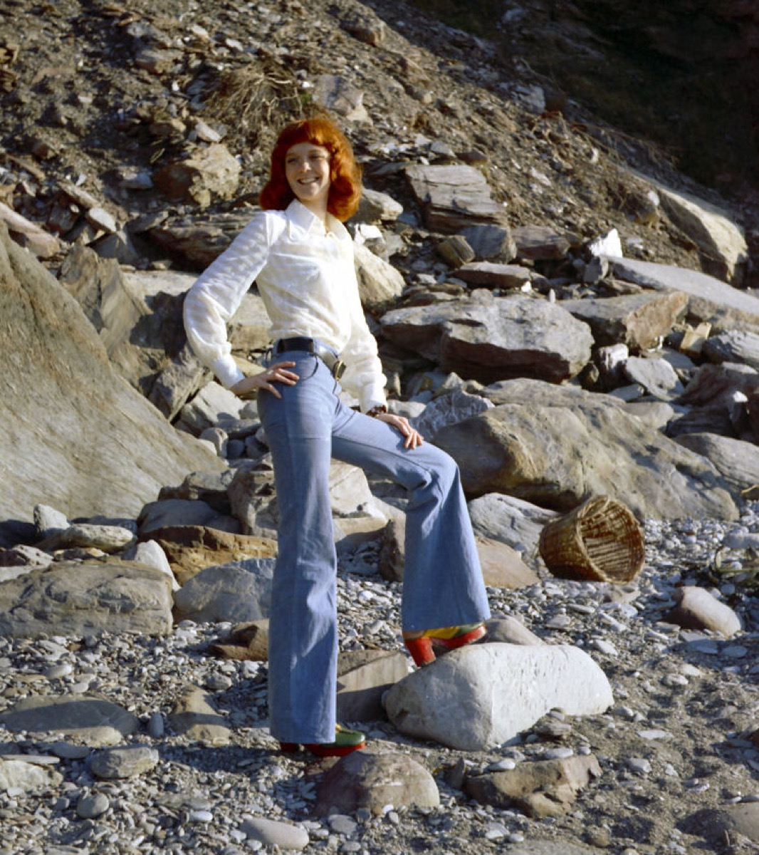 Bell Bottoms {Style Through the Years}