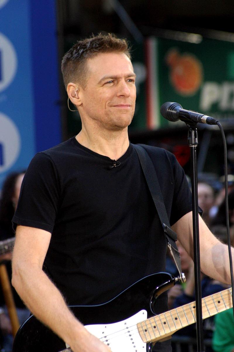 Bryan Adams celebrities turning 60