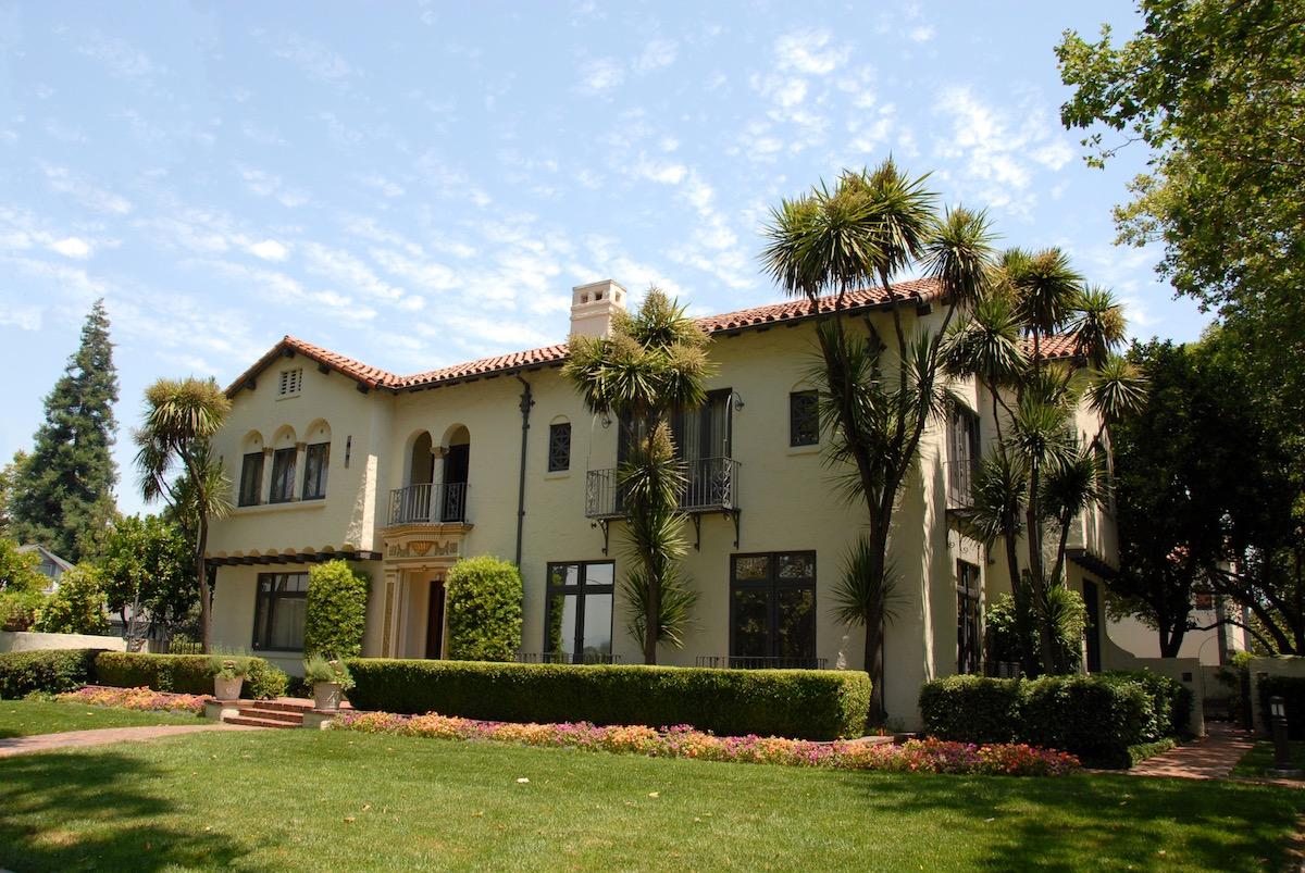 California mediterranean mansion most popular house styles