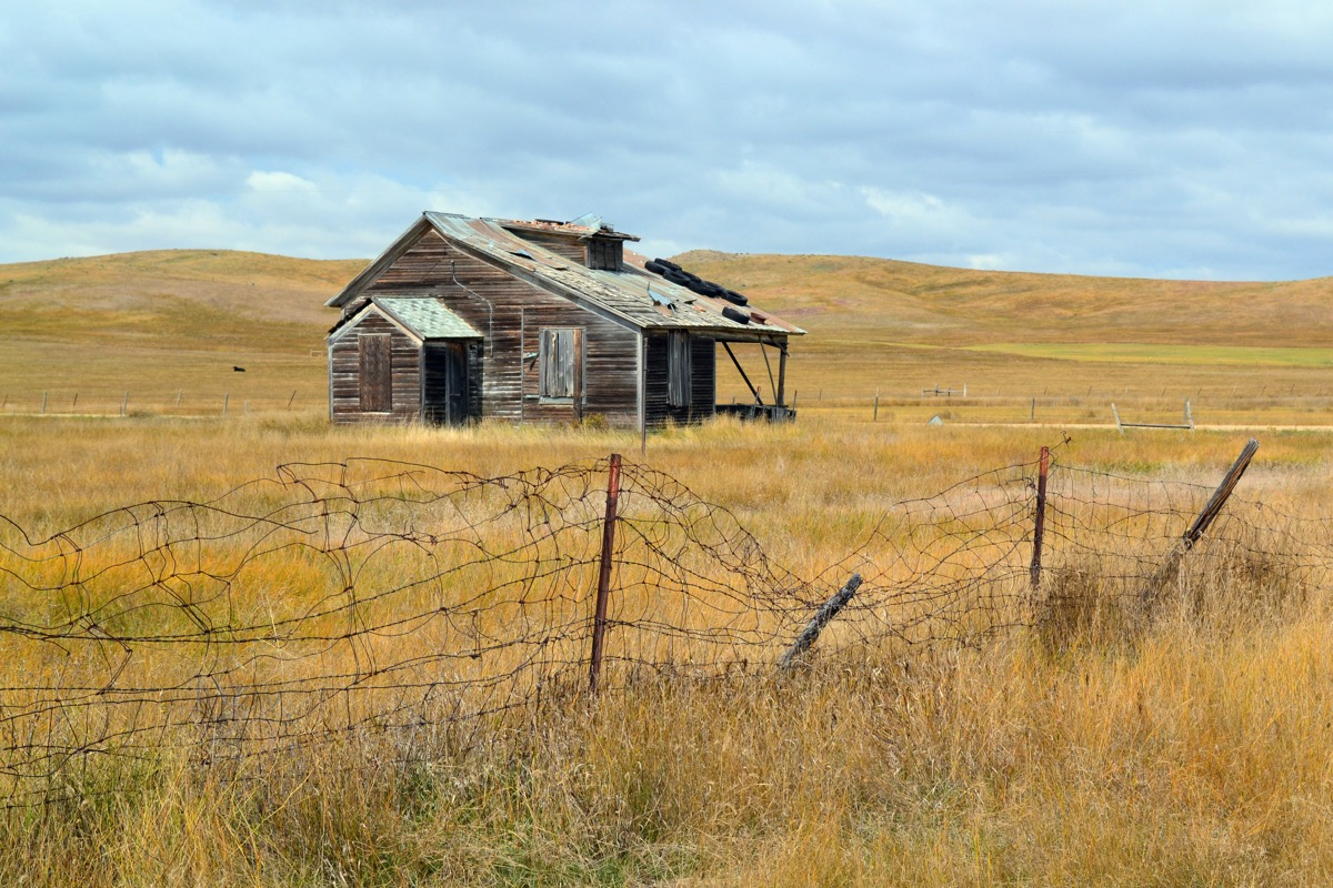 Capa South Dakota creepiest abandoned buildings