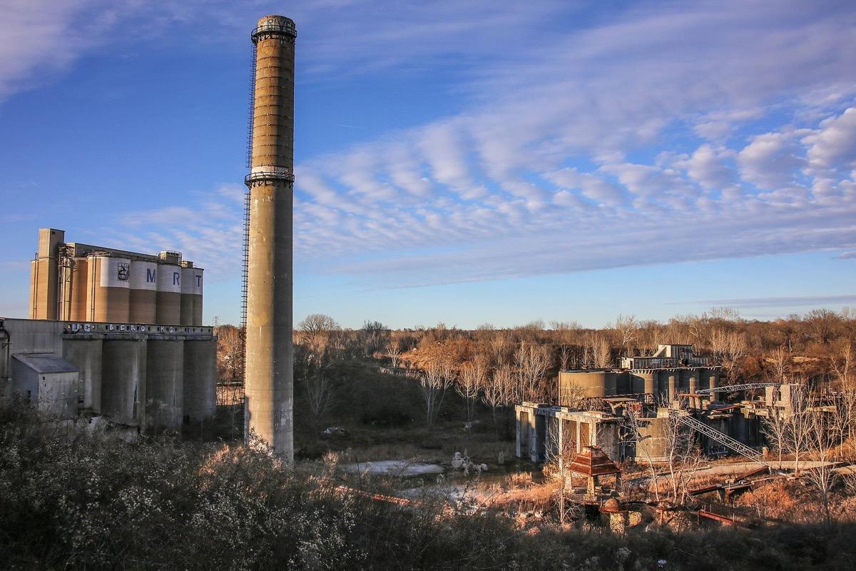 Cementland Missouri creepiest abandoned buildings