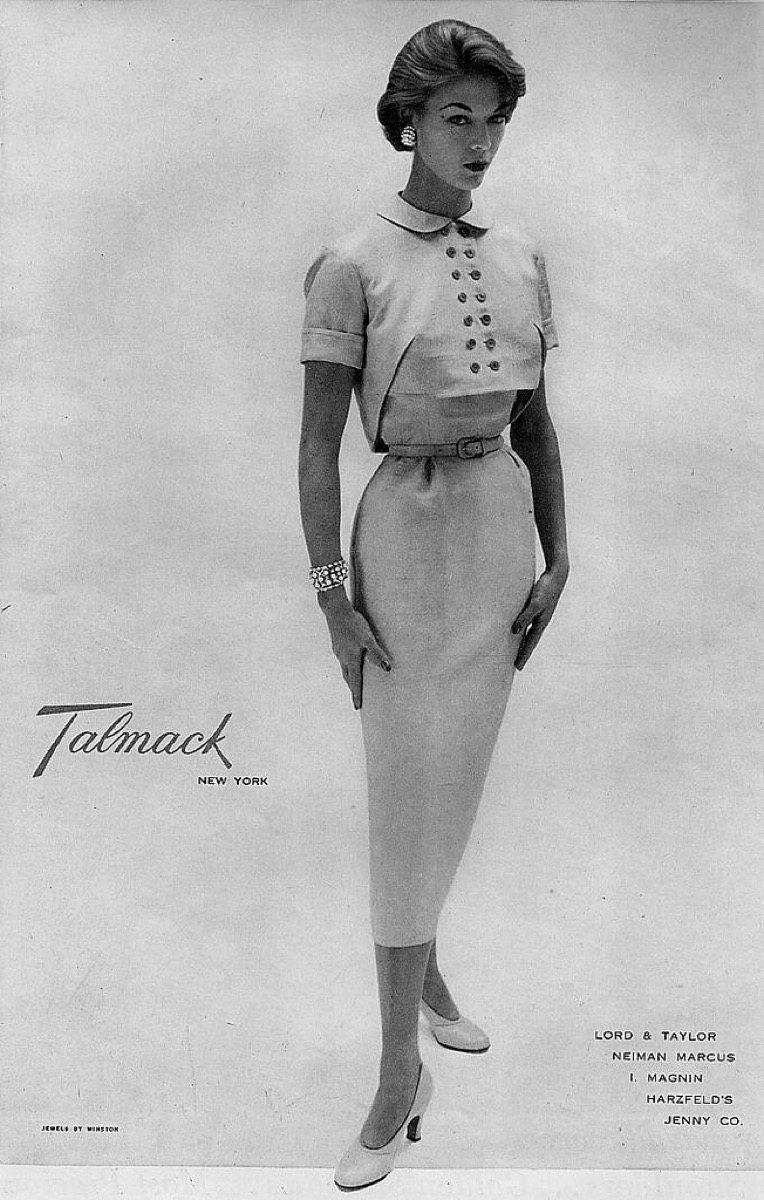 Cinched Waist {Style Through the Years}