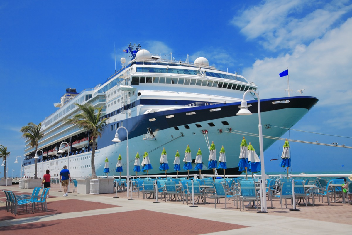 Cruise ship departing from florida cruise ship facts