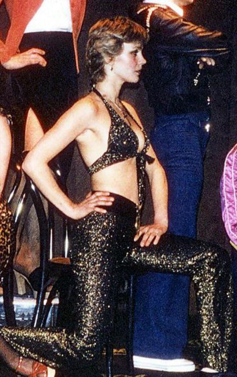 Disco Outfit {Style Through the Years}