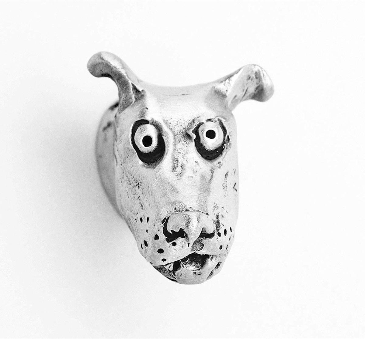 Dog-Shaped Drawer Knob {Handmade Items from Amazon}