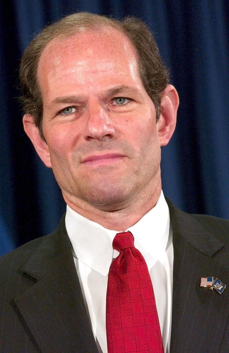 Eliot Spitzer celebrities turning 60