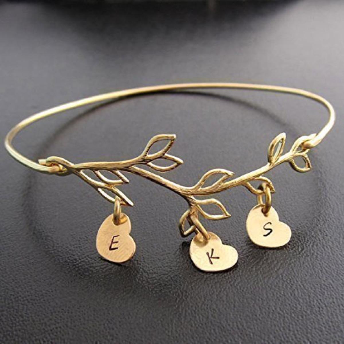 Family Branch Bracelet {Handmade Items from Amazon}
