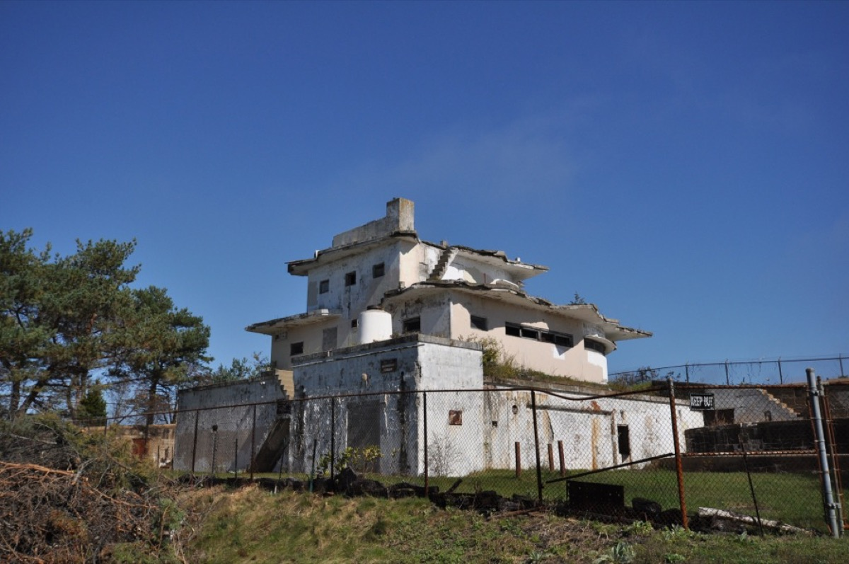 Fort Stark New Hampshire creepiest abandoned buildings