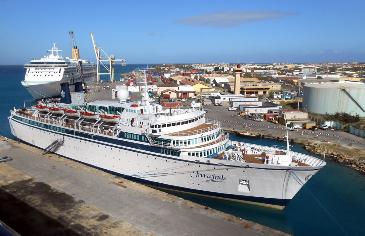 Freewinds Cruise Ship facts