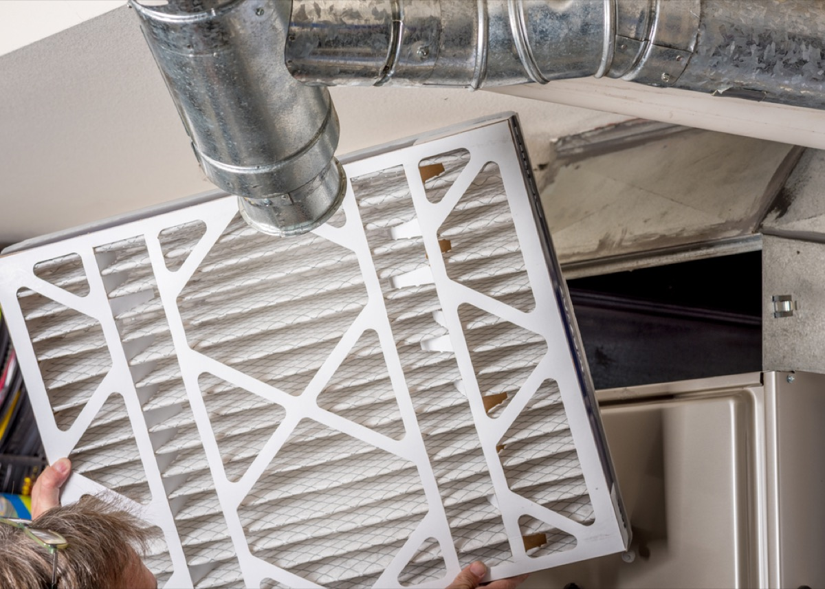 furnace vents, signs your home is falling apart