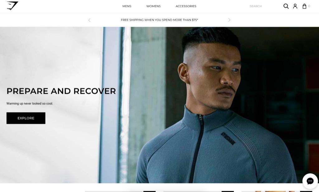 Gymshark Website {Save Money on Athletic Gear}