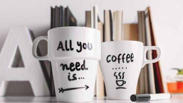 hipster art coffee mugs