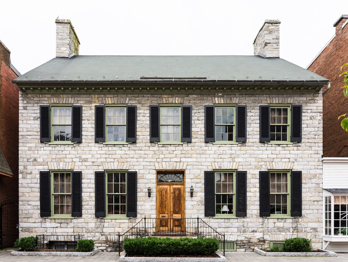 Historic home in Virginia most popular house styles