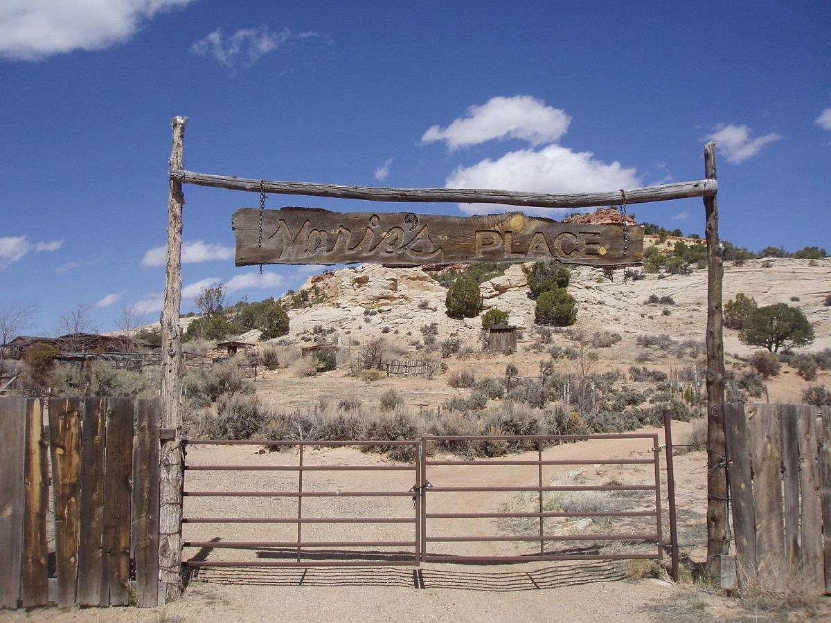 Home of Truth Utah creepiest abandoned buildings