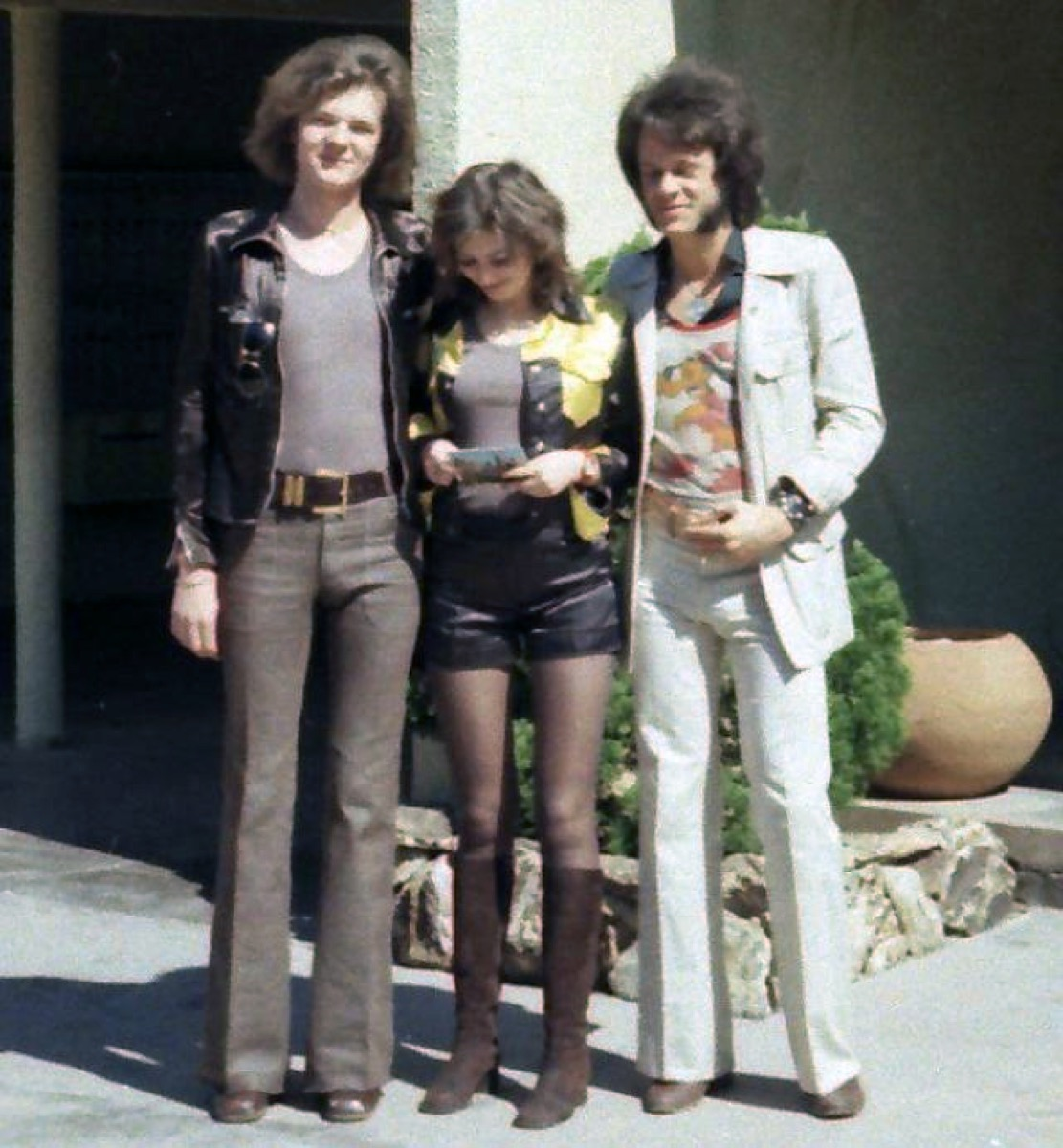 Hotpants {Style Through the Years}