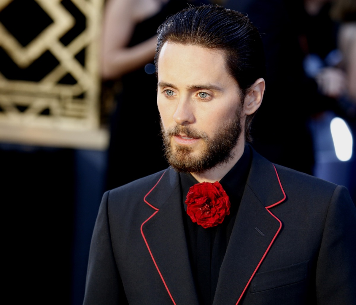 vegan celebrities - Jared Leto at the 88th Annual Academy Awards held at the Hollywood & Highland Center in Hollywood, USA on February 28, 2016. - Image
