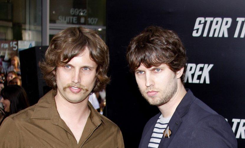 Jon Heder and Daniel Heder