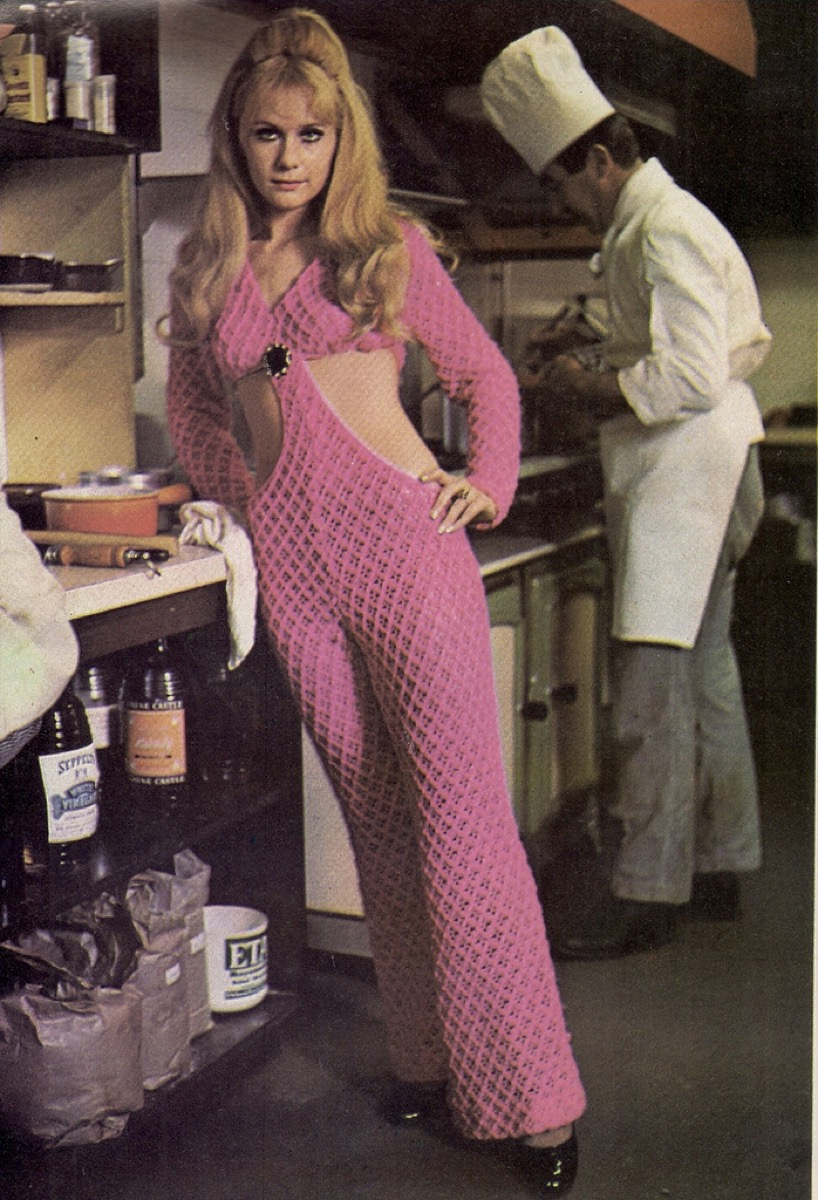 1970s Jumpsuit