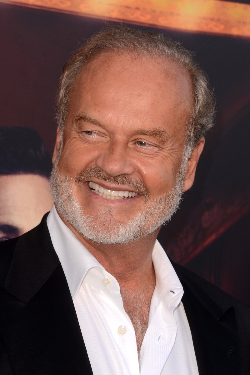 """LOS ANGELES - July 27: Kelsey Grammer at """"The Last Tycoon"""" Premiere at the Harmony Gold Theater on July 27, 2017 in Los Angeles, CA - Image"""