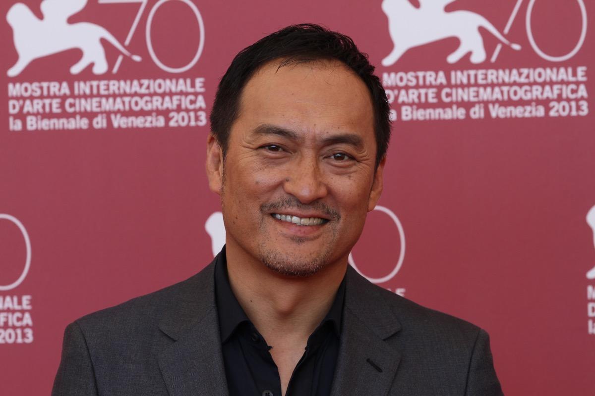Ken Watanabe celebrities turning 60