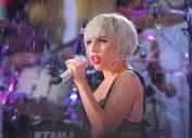 Lady Gaga best national anthem performances
