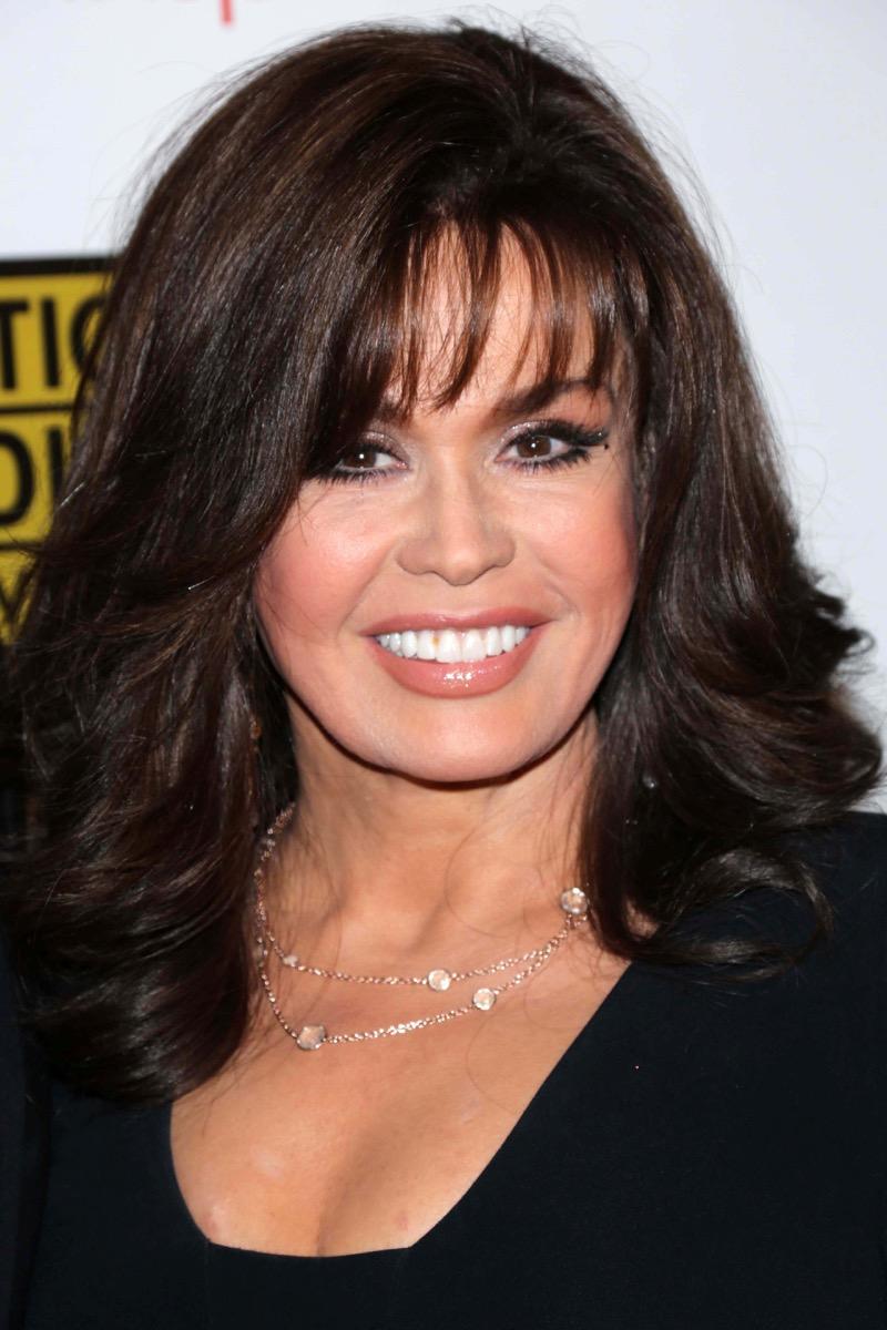 Marie Osmond celebrities turning 60