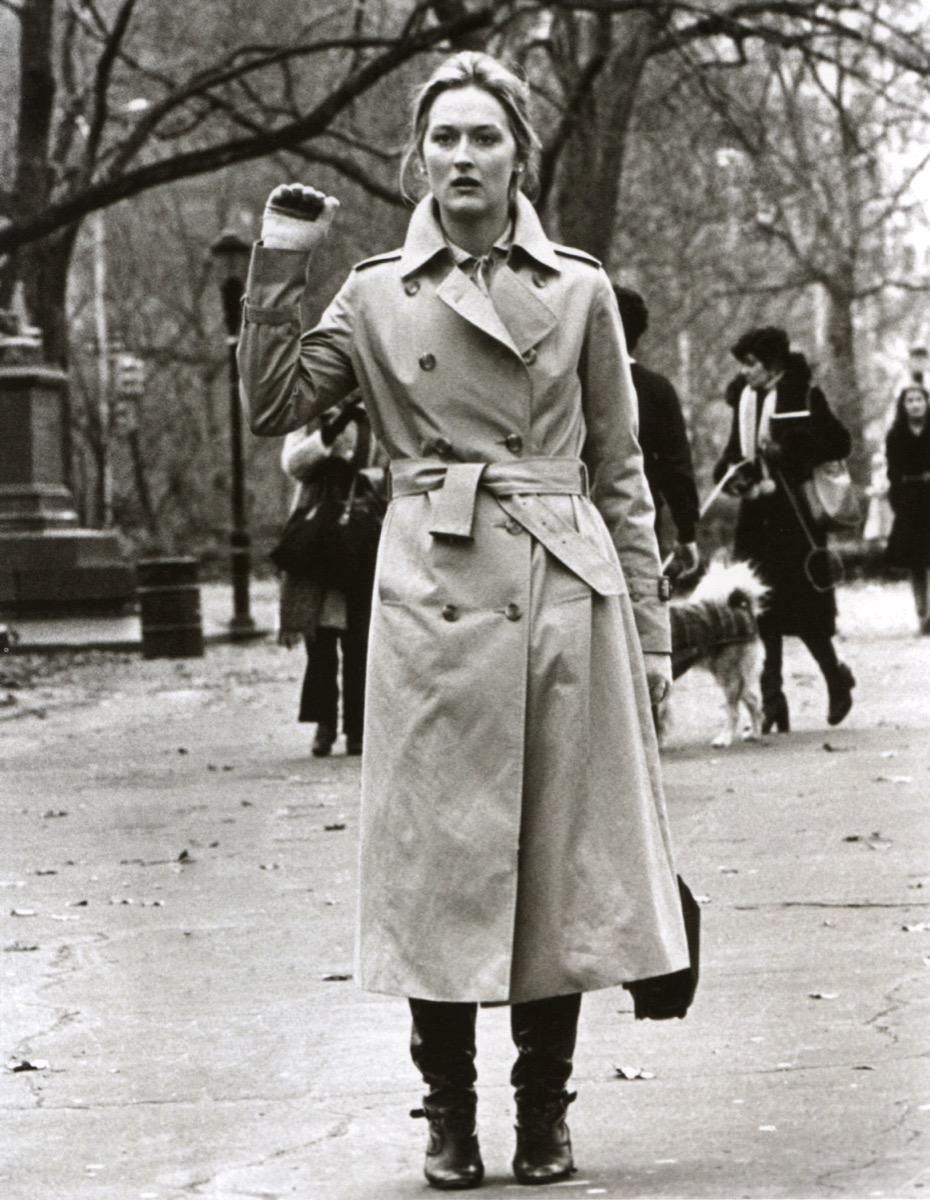 KRAMER vs KRAMER 1979 Columbia Pictures film with Meryl Streep
