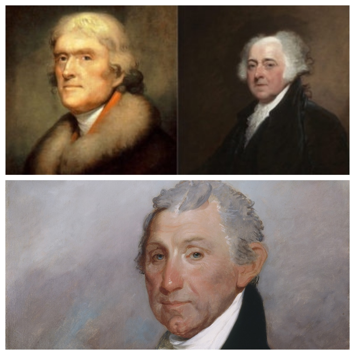 Presidents that have died on July 4