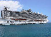 MSC Cruises worst cruise ship