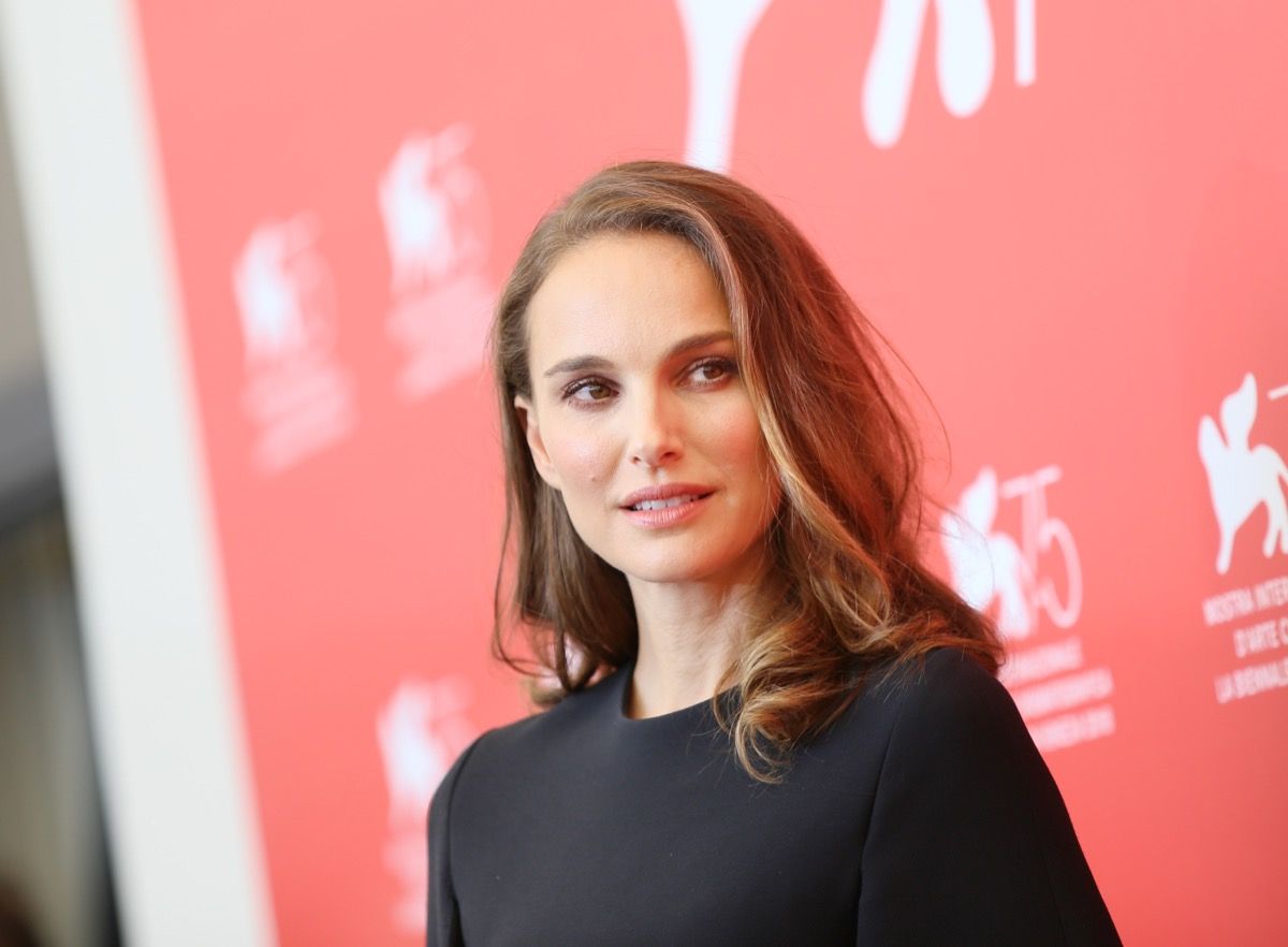 Natalie Portman attends 'Vox Lux' photocall during the 75th Venice Film Festival on September 4, 2018 in Venice, Italy. - Image